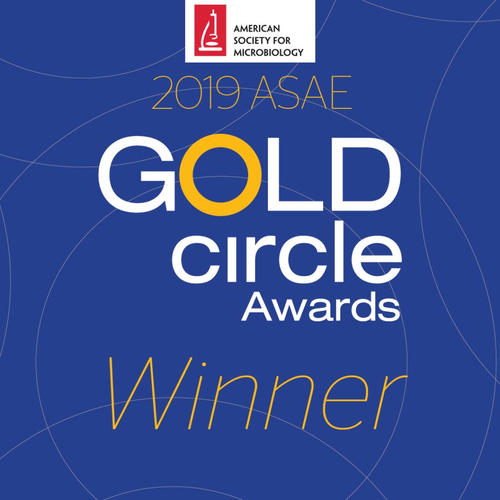 Gold Circle Award Winner logo